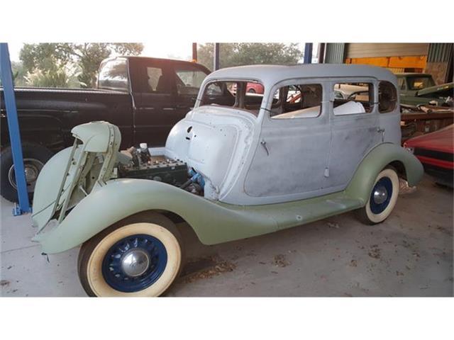 1935 Studebaker Dictator | 723269