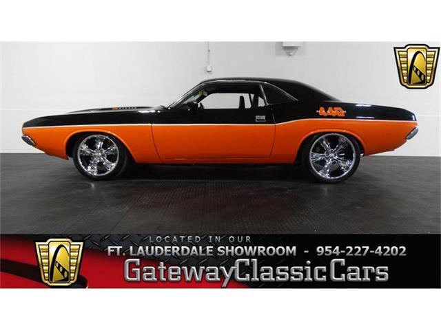 1972 Dodge Challenger | 723303