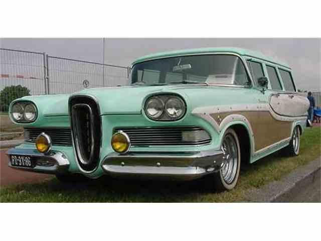 1958 Edsel Bermuda | 720340