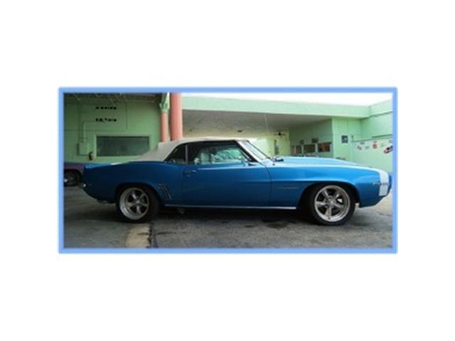 1969 Chevrolet Camaro | 723446