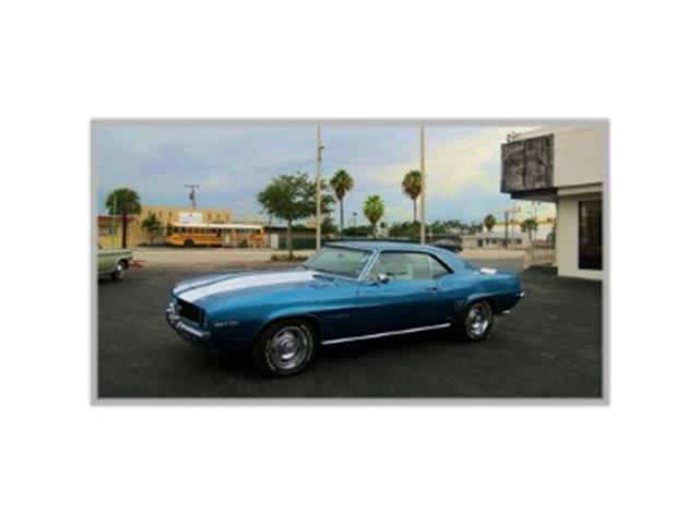 1969 Chevrolet Camaro | 723448