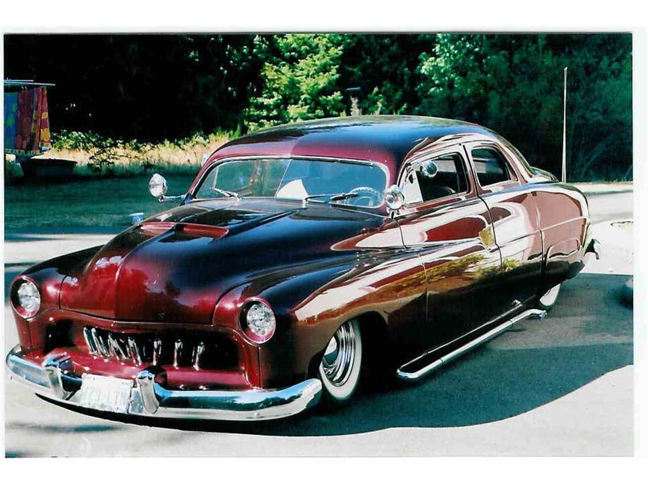 1950 ford mercury for sale cc 723464. Black Bedroom Furniture Sets. Home Design Ideas