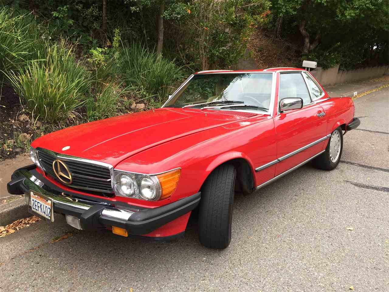 Large Picture of '87 560SL - FIA0