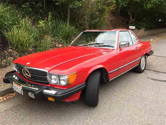 1987 Mercedes-Benz 560SL   723528