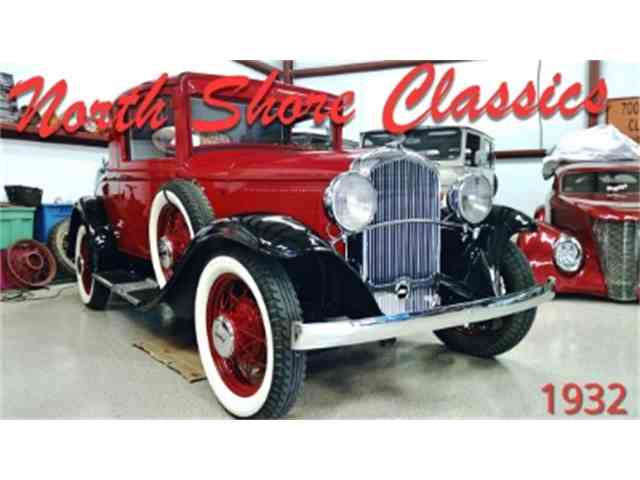 1932 Plymouth 3-Window Coupe | 723603