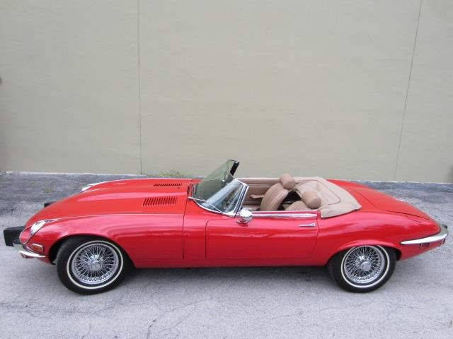 1974 Jaguar E-Type | 723630