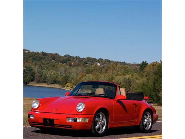 1990 Porsche 911 Carrera 4 Cabriolet | 723821