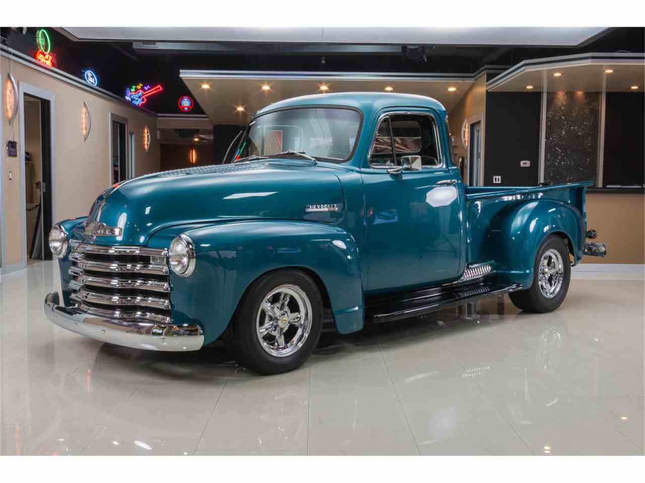 1952 chevrolet 3100 5 window pickup for sale classiccars for 1952 chevy pickup 5 window