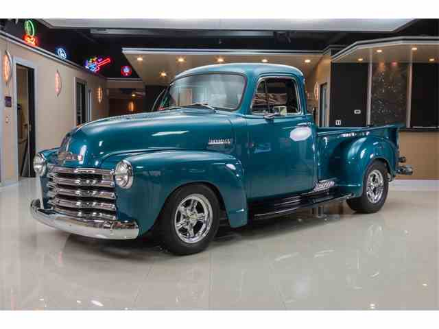 1952 Chevrolet 3100 5 Window Pickup | 723938