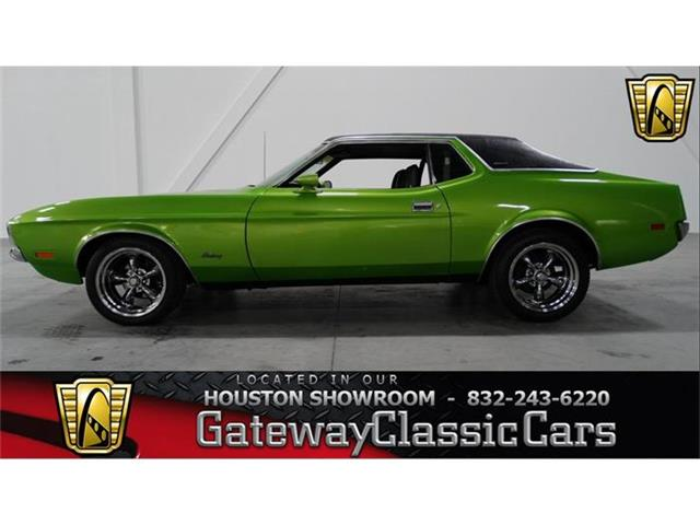 1971 Ford Mustang | 723989