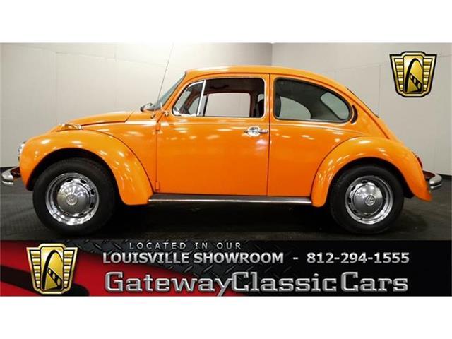 1974 Volkswagen Beetle   724355
