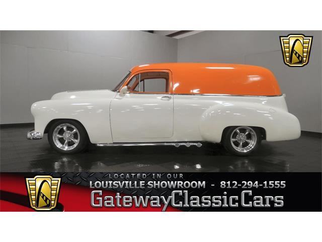 1952 Chevrolet Sedan Delivery | 724555