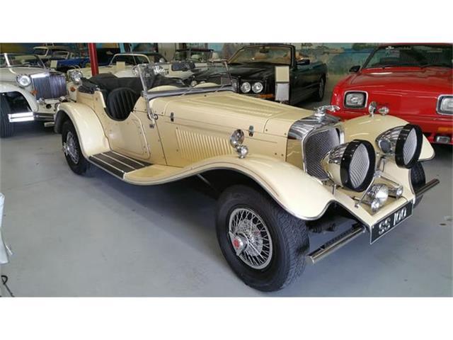 1937 Jaguar SS100 | 720463