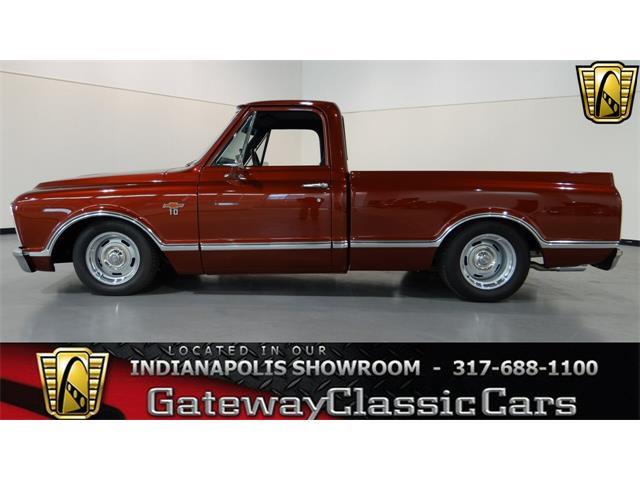 1968 Chevrolet C/K 10 | 724806
