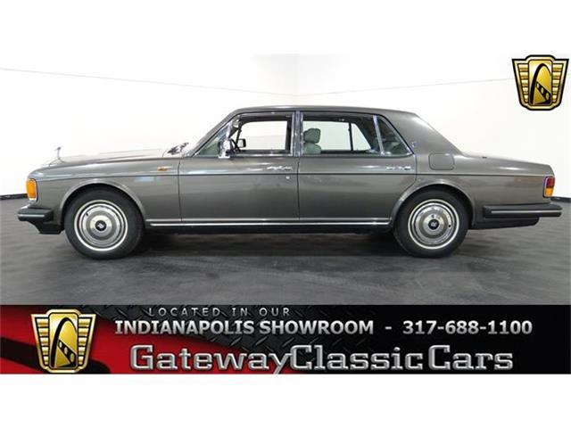 1987 Rolls-Royce Silver Spur | 724812