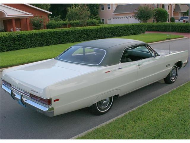 1969 Plymouth Fury | 724980