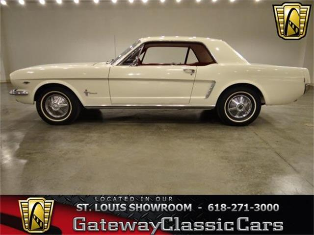 1964 Ford Mustang | 725074