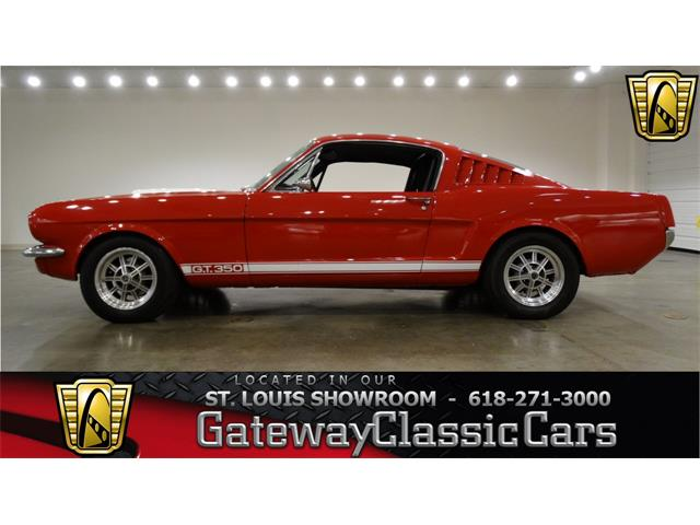 1966 Ford Mustang | 725164