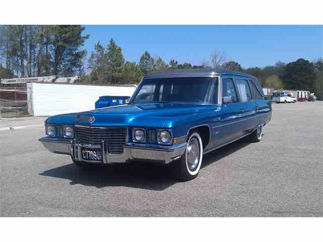 1972 Cadillac Hearse | 725165