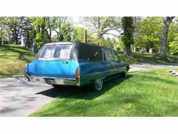 1972 Cadillac Hearse for Sale - CC-725165