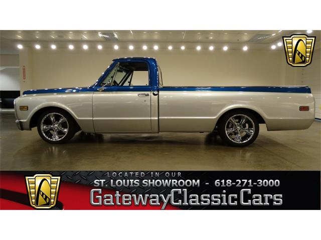 1969 Chevrolet C/K 10 | 725174