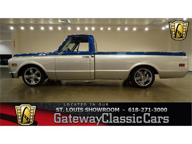 1969 Chevrolet C/K 10   725174