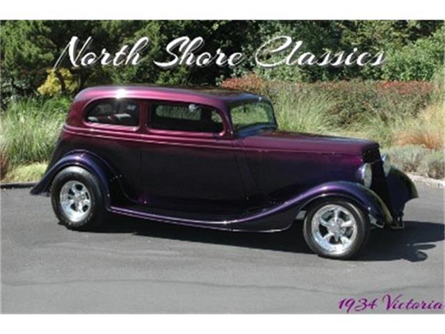 1934 Ford Victoria | 725317