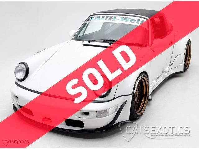 1991 Porsche 911 Targa | 725354