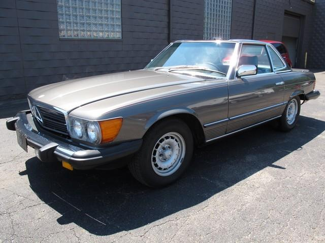 1984 Mercedes-Benz 380SL | 725364