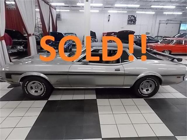 1972 Ford Mustang | 725371