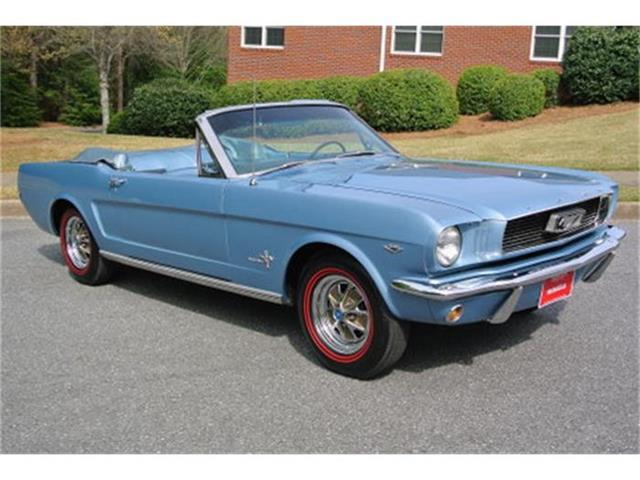 1966 Ford Mustang | 725376