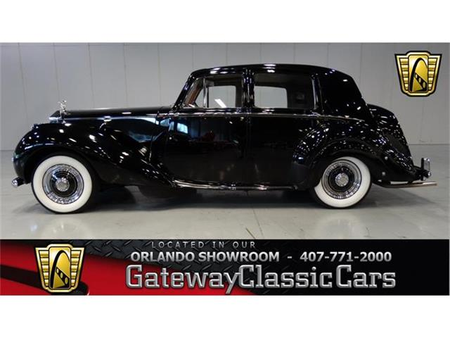 1951 Rolls-Royce Silver Dawn | 725407