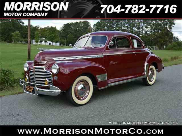 1941 Chevrolet Super Deluxe | 725463
