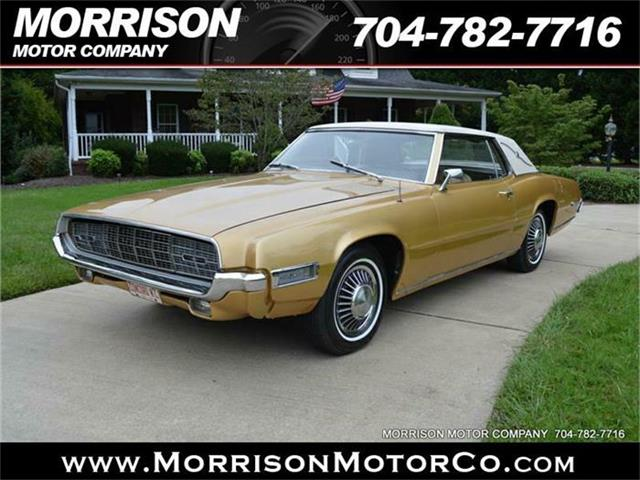 1968 Ford Thunderbird | 725468