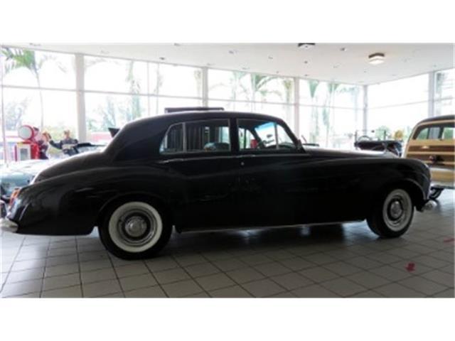 1965 Rolls Royce Silver Cloud III | 725501