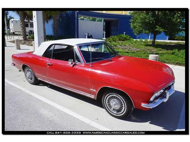 1966 Chevrolet Corvair | 725648