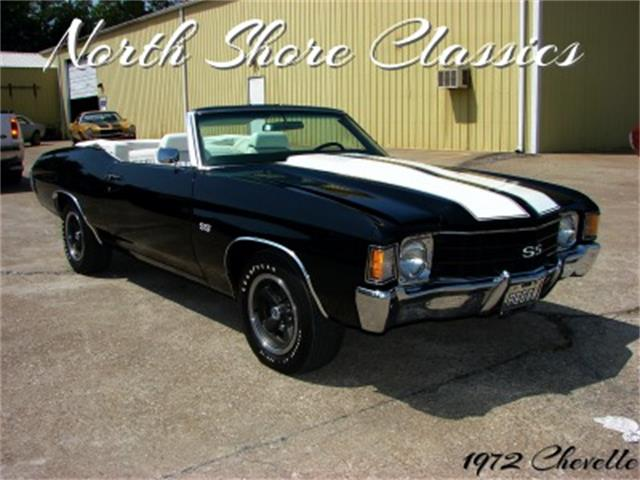 1972 Chevrolet Chevelle | 725655
