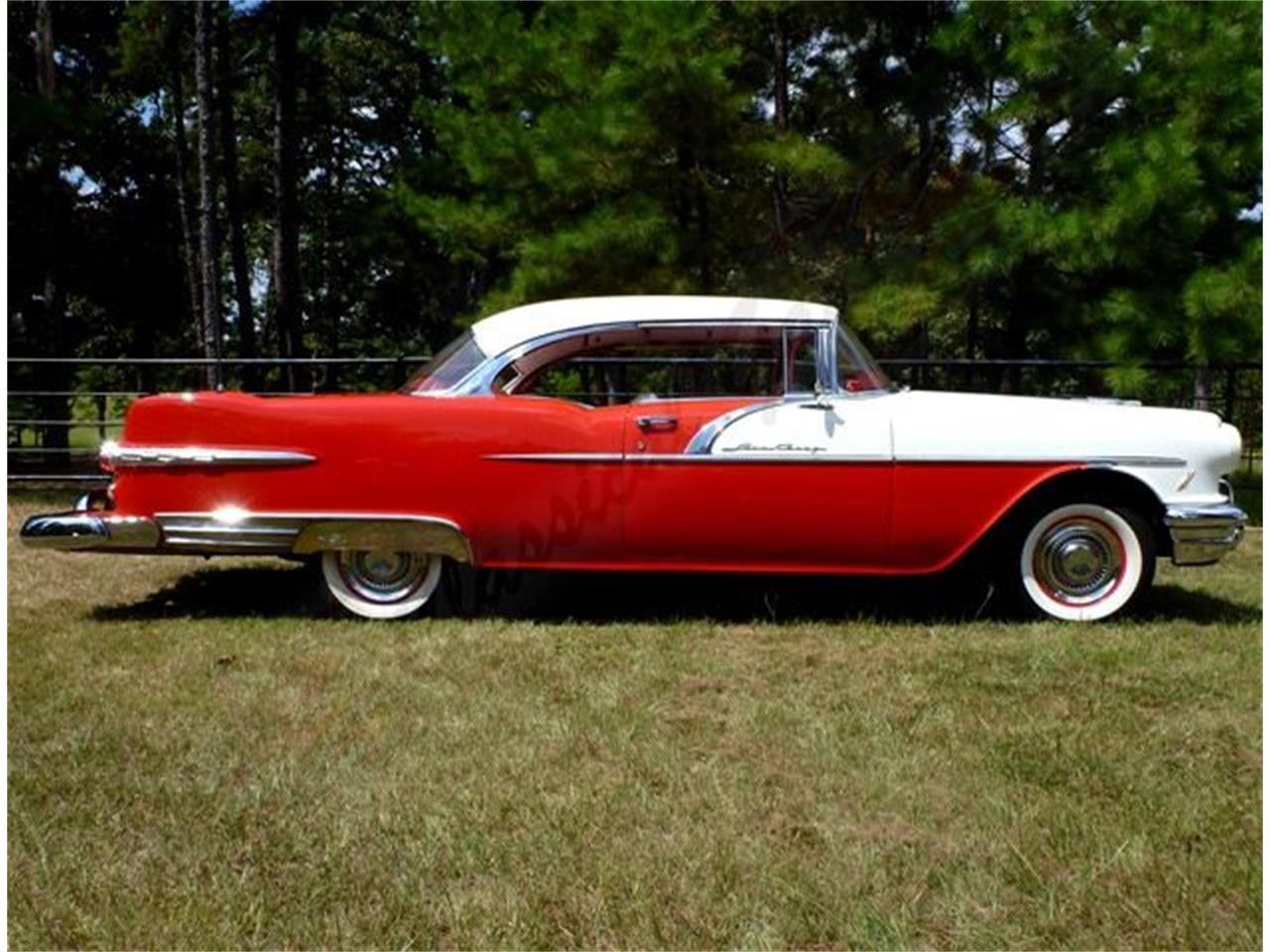Texas Car Inspection >> 1956 Pontiac Star Chief for Sale | ClassicCars.com | CC-725679