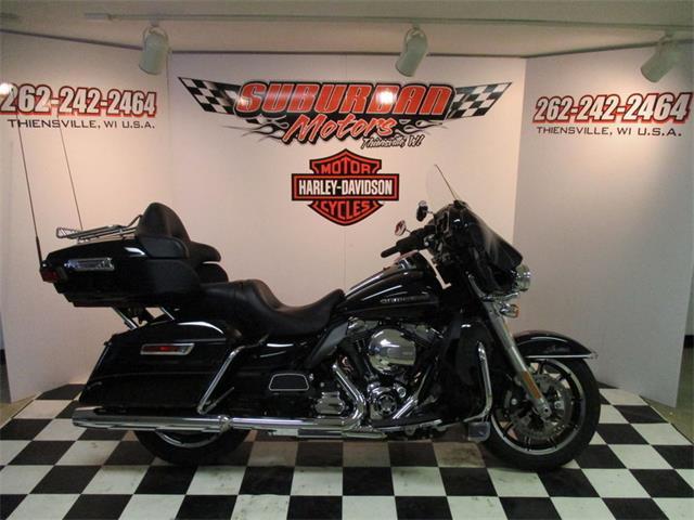 2015 Harley-Davidson® FLHTK - Ultra Limited | 725698