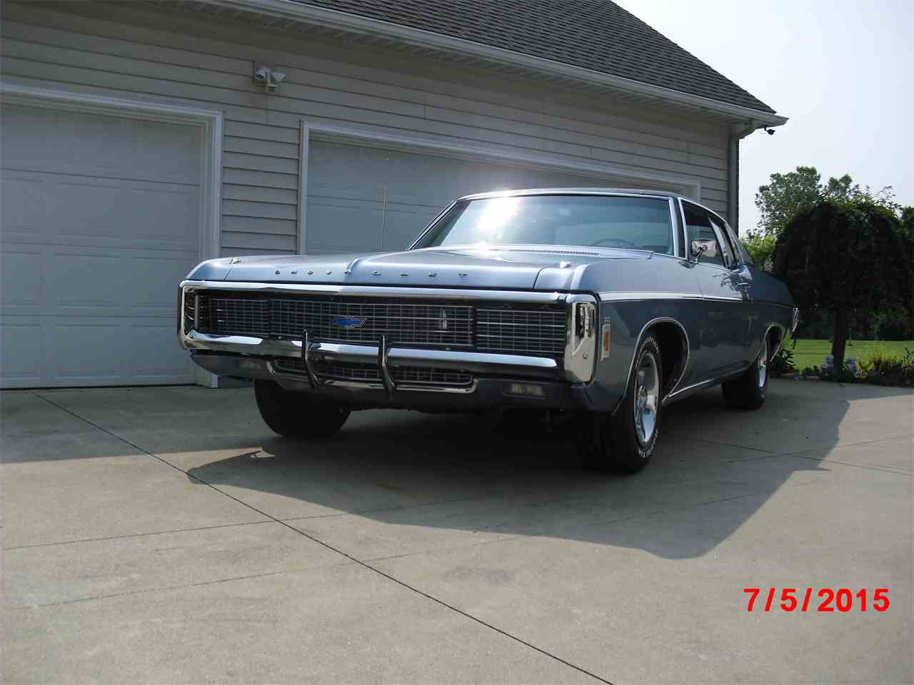 1969 Chevrolet Caprice for Sale - CC-725790