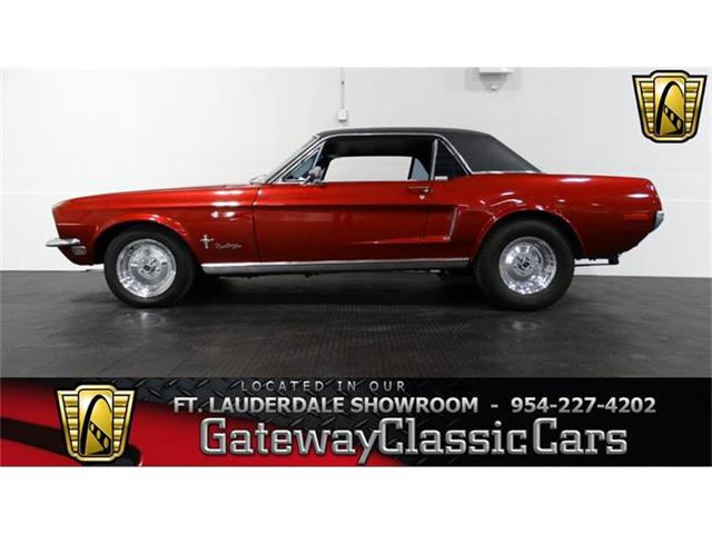 1968 Ford Mustang | 725798