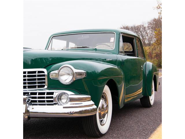 1948 Lincoln Continental | 725811