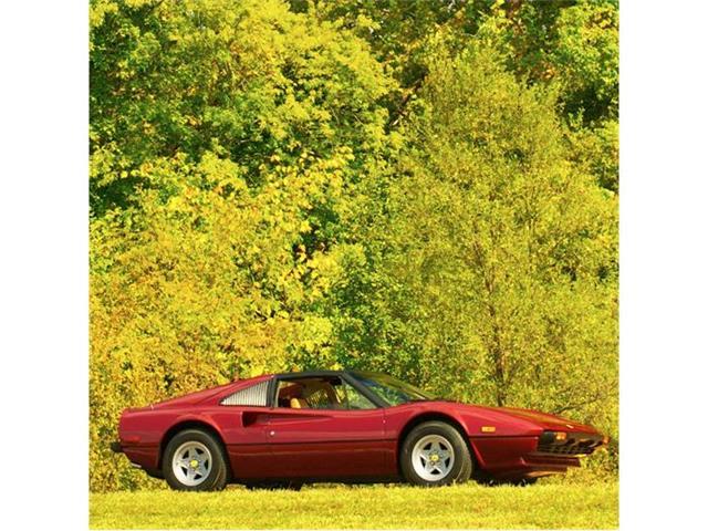 1979 Ferrari 308 GTSI   725812