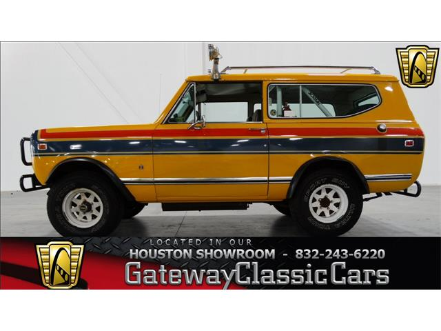 1977 International Harvester Scout II | 725842