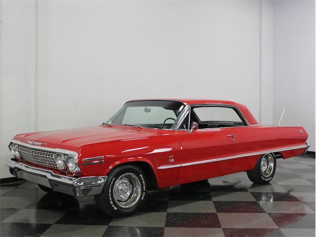 1963 Chevrolet Impala SS | 725947