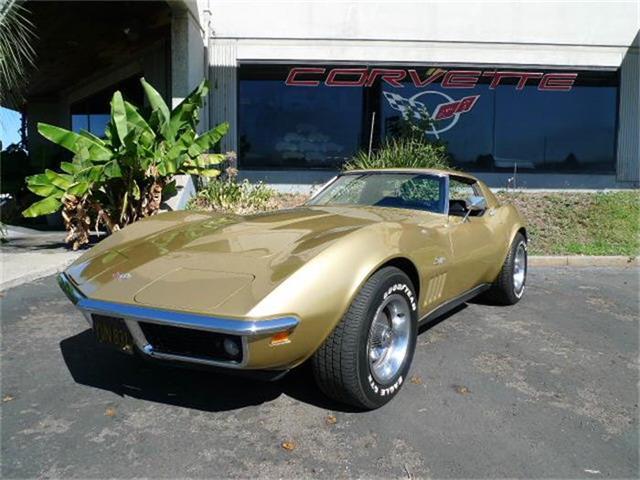 1969 Chevrolet Corvette | 726049