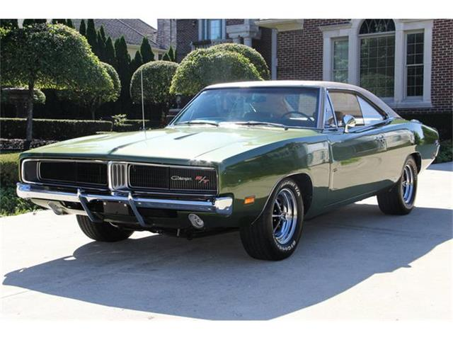 1969 Dodge Charger R/T | 720610