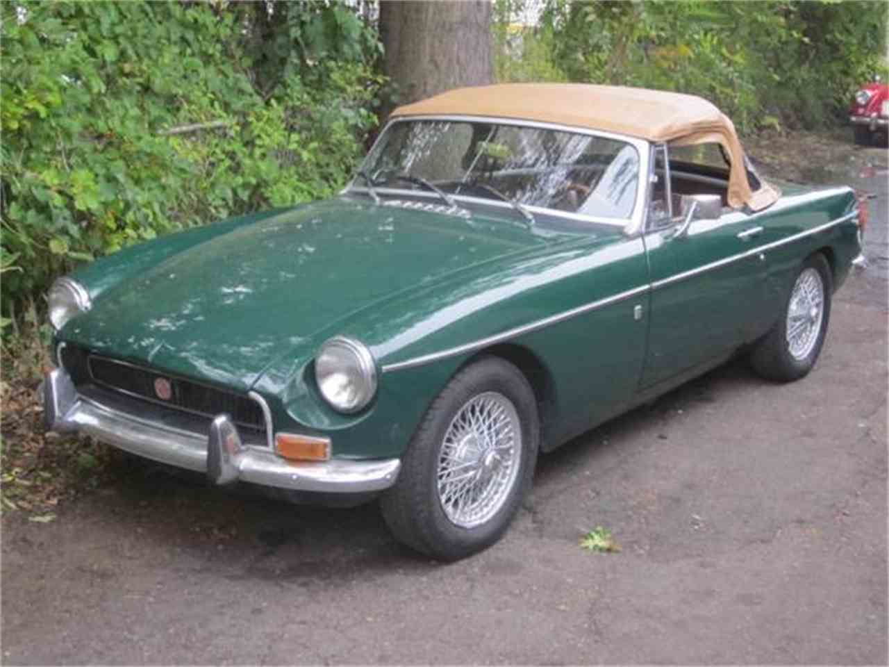 1972 MG MGB for Sale - CC-726102