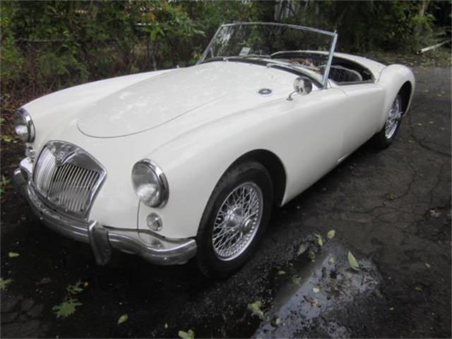 1958 MG MGA 1500 | 726143
