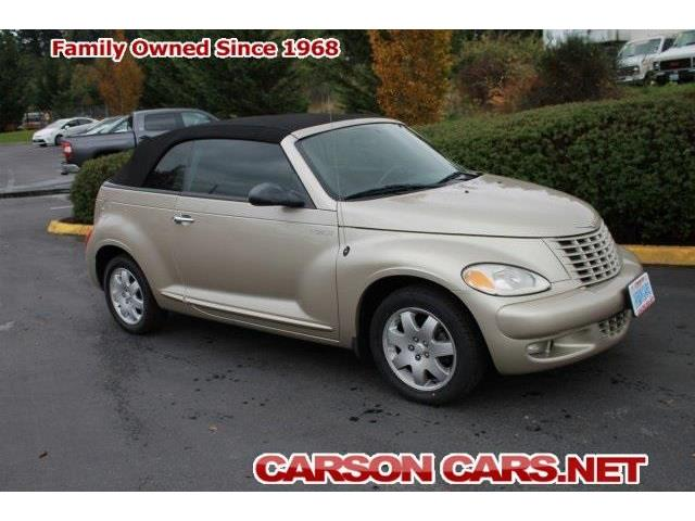 2005 Chrysler PT Cruiser | 726239